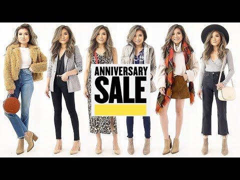 Fashion Finds - 2019 Nordstrom Anniversary Sale LOOKBOOK