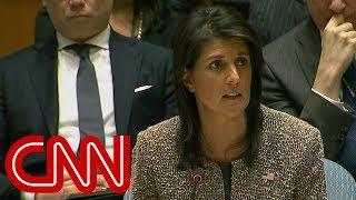 Haley: N. Korea bringing world closer to war