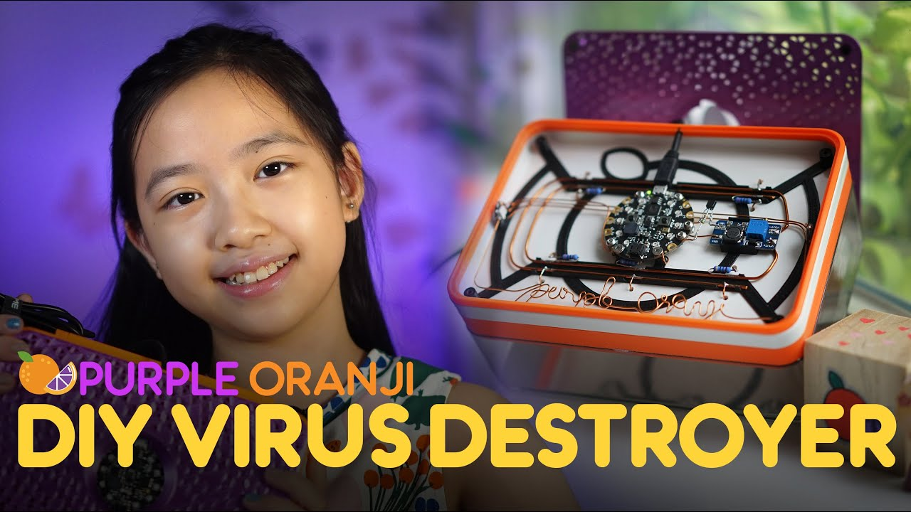 HOW TO MAKE - A Virus Destroying Sterilizer