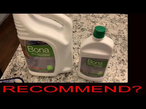 Bona Mop And Polish Review Demo Before After Doovi
