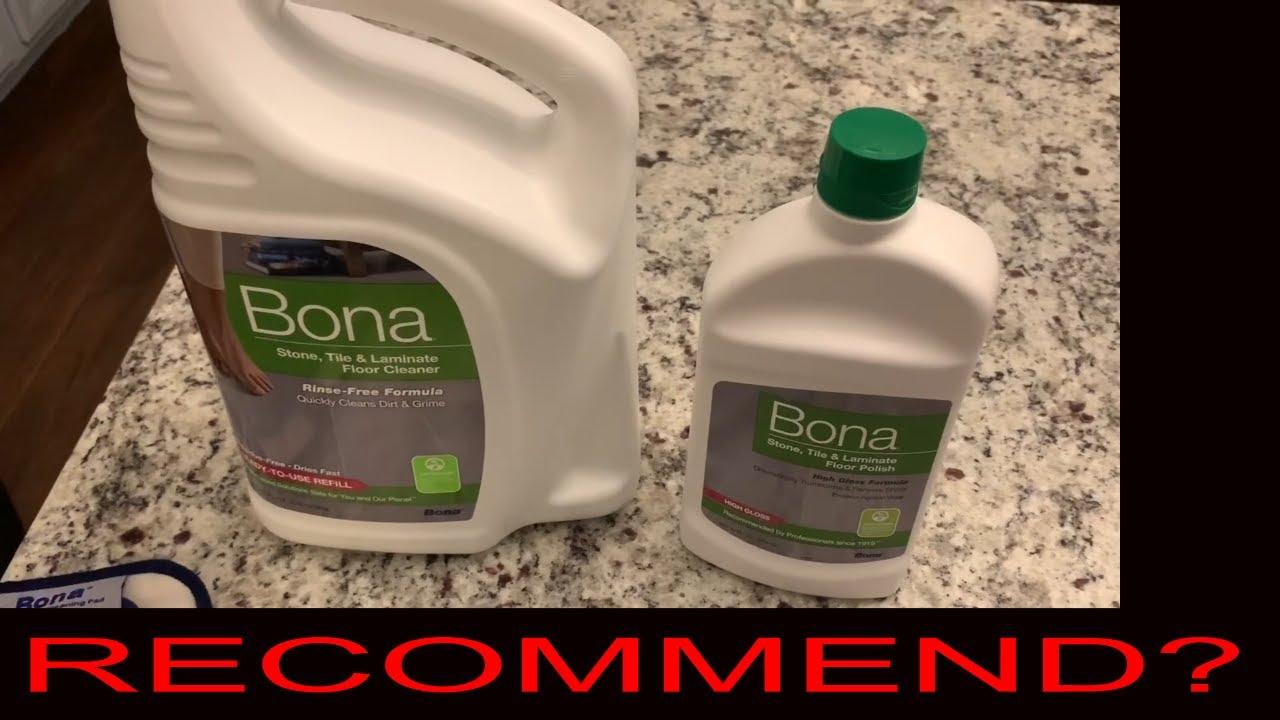 Bona Floor Cleaner Polish Review