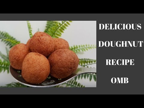 How to make Ghana doughnut