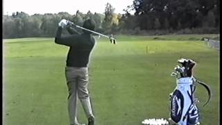 Seve on range with short iron