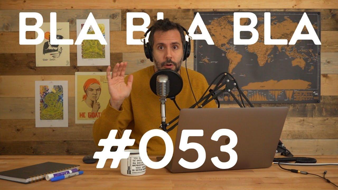 BLA BLA BLA #53   Preso por una mala reseña, cómo votan los astronautas y adiós al cigarrillo