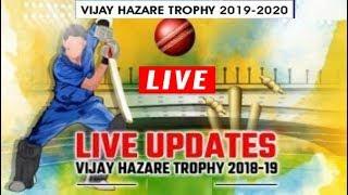 Mumbai vs Tamil Nadu - Madhya Pradesh vs Rajasthan - Live Streaming - Live Cricket Score