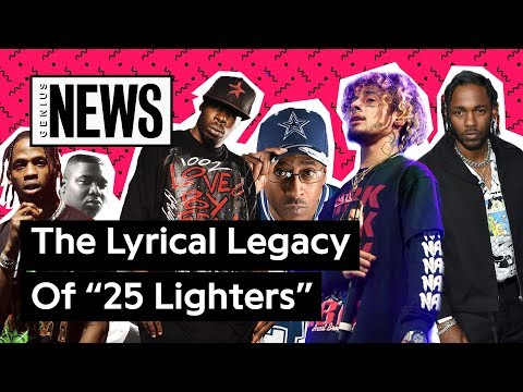 "The Lyrical Legacy of DJ DMD's ""25 Lighters"" 