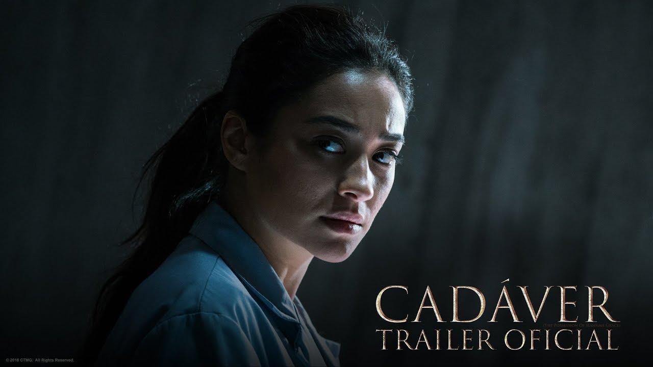 Cadaver Trailer Oficial Leg 29 De Novembro Nos Cinemas Youtube