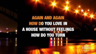 Wire To Wire : Razorlight | Karaoke with Lyrics