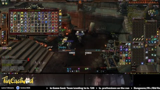 World of Warcraft BFA - Multiboxing First Team lv  113 - 114