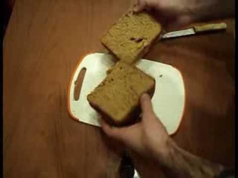 Хлеб домашний из ржаной муки. Дарницкий хлеб.