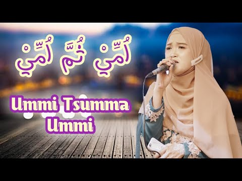 UMMI Tsumma UMMI | Live Perform At Pesantren Al Amanah Krian-Sidoarjo