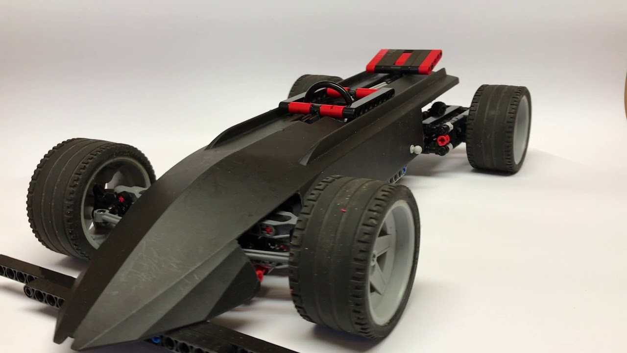 The LBOW - A super fast LEGO RC Car