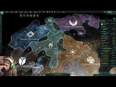 Stellaris in the Lab! SE01EP05 |