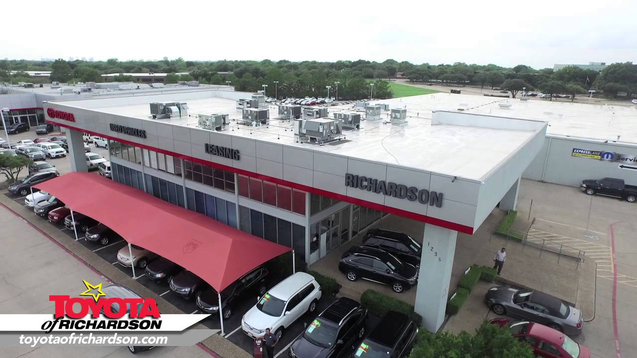 Toyota Of Richardson New And Used Car Dealership Near Dallas Tx