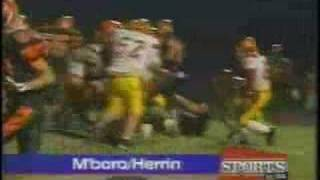 WSIL-TV 3 Sports Extra Sept 21, 2007