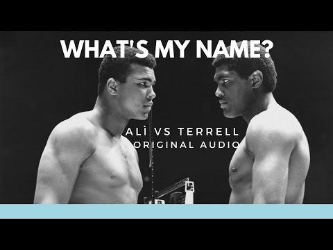 Alì - What's my name? Original audio - Rare