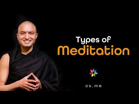 Kinds of Meditation You Should Attempt