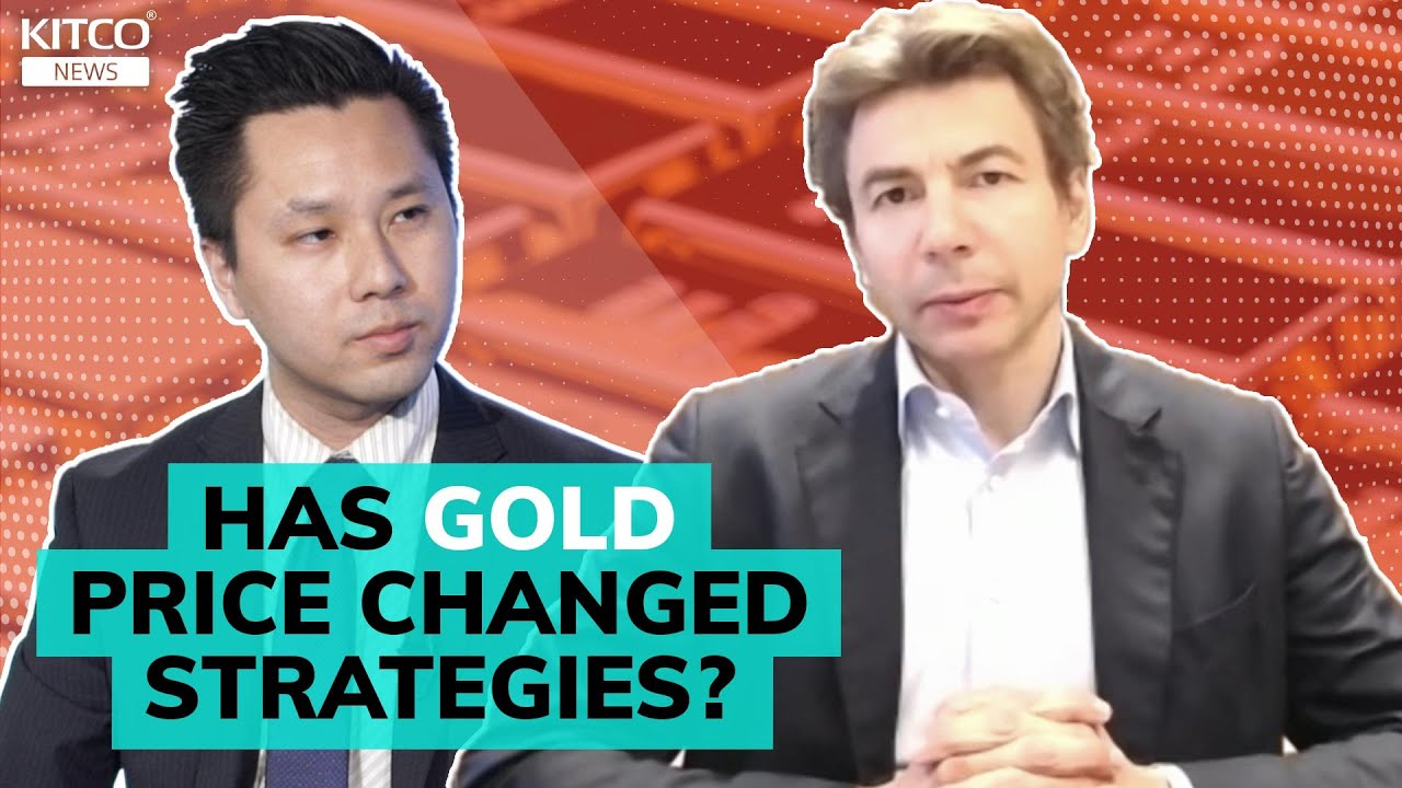 Gold price outlook from third largest miner in the world, Polyus