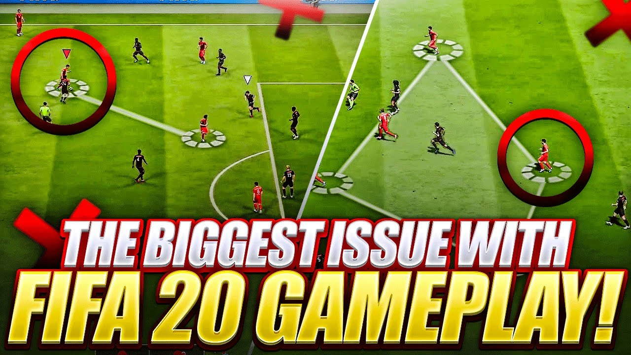 FIFA 20 THE BIGGEST ISSUE WITH FIFA 20 GAMEPLAY | FIFA 21 GAMEPLAY WISHES | ULTIMATE TEAM