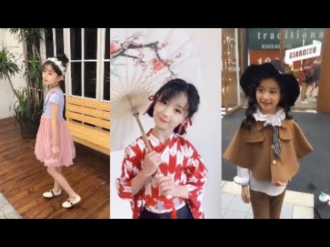 Download Cuttest Chinese baby girl in Tiktok (抖音第一萌娃裴佳欣)