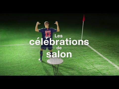 #WonderfulNoel - Les Célébrations Du PSG - Orange