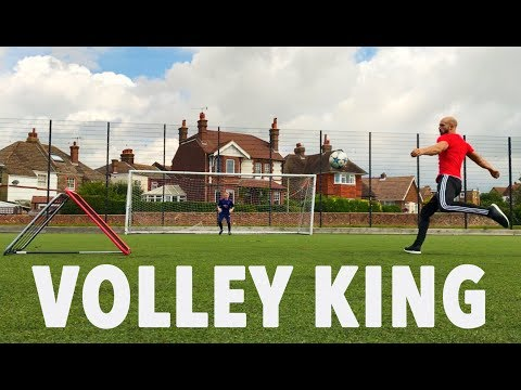 WHO IS THE VOLLEY KING?! with Charlie Morley