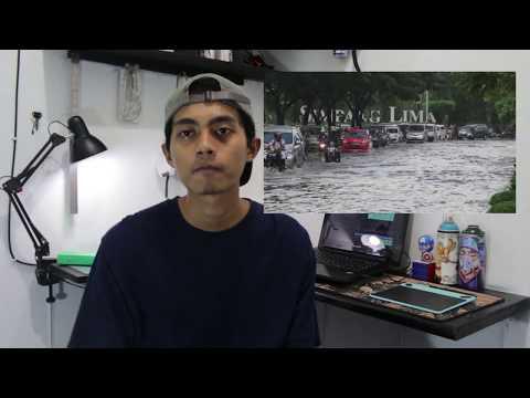 Media motion graphic sebagai penyuluhan solusi banjir di semarang