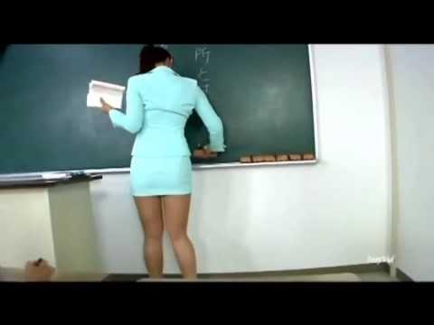 Учительница соблазняет ученика
