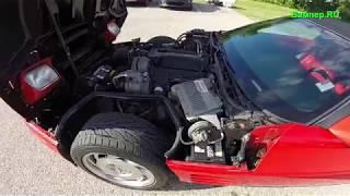 Обзор Chevrolet Corvette C4