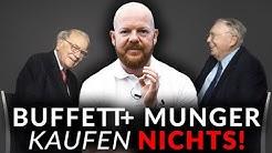 Buffett und Munger kaufen NICHTS! I Jens Rabe