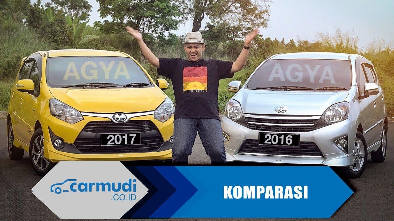 New Agya G Vs Trd Harga Grand Avanza Bekas 2015 Toyota 1 2 2017 0 2016 10 Hal Komparasi Yang Perlu Diketahui