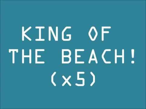 King of the Beach- Wavves lyrics