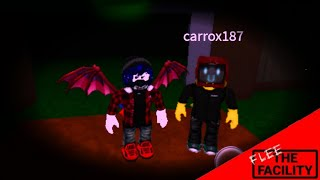 Roblox  FleeTheFacility  Con Carrox187  6 #