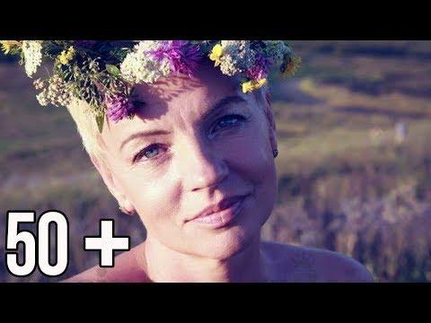 Top 5 most beautiful Russian women 50 +