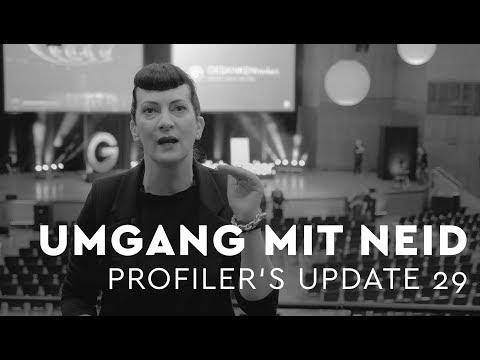 Umgang mit Neid - Profiler's Update 29