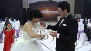 Свадьба актера Нурлана и певицы Шаба Аденкул  24.10.2014