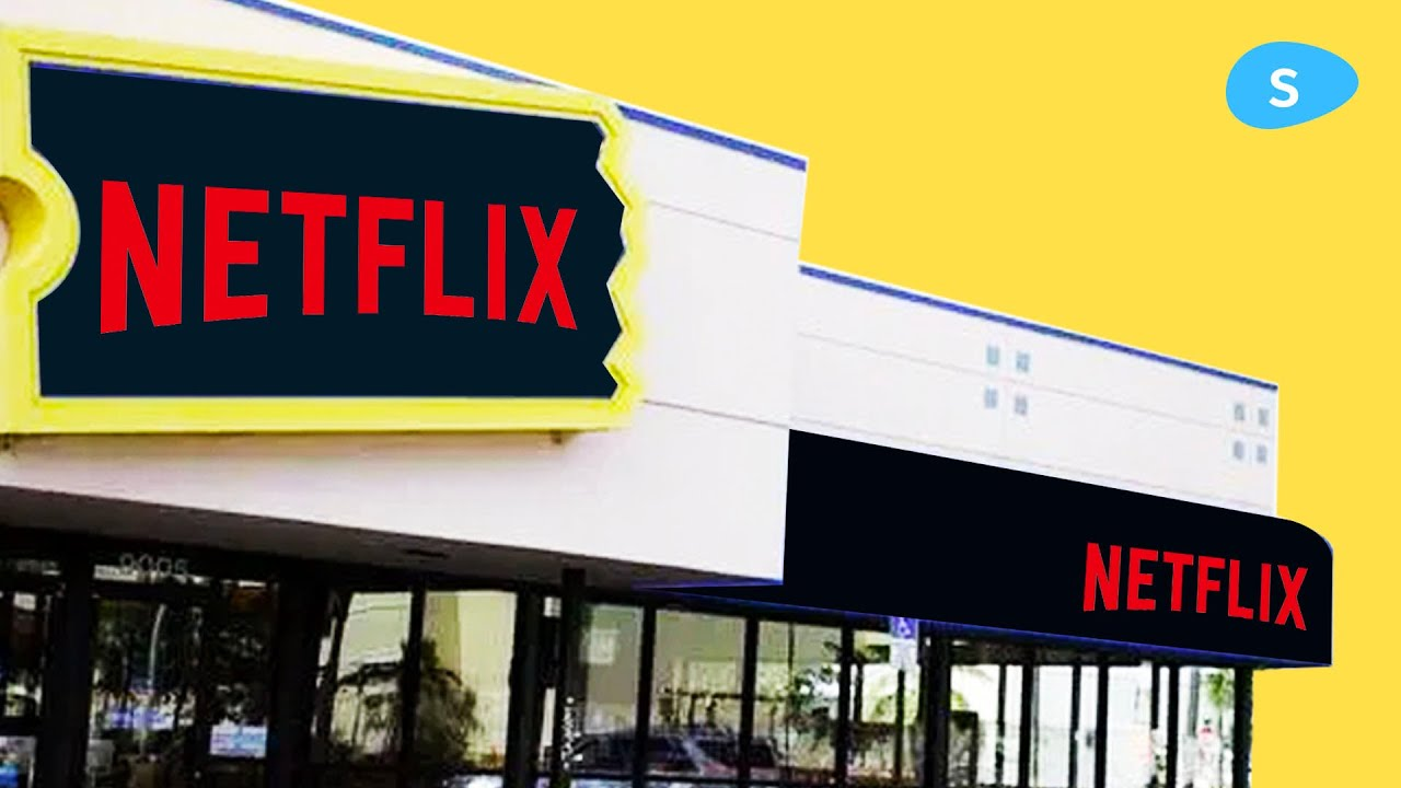 What Happened To Blockbuster Why Didn T They Buy Netflix