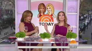 Today With Kathie Lee & Hoda November 15, 2017 : Trim Before Turkey; teachers; Guys Tell All.