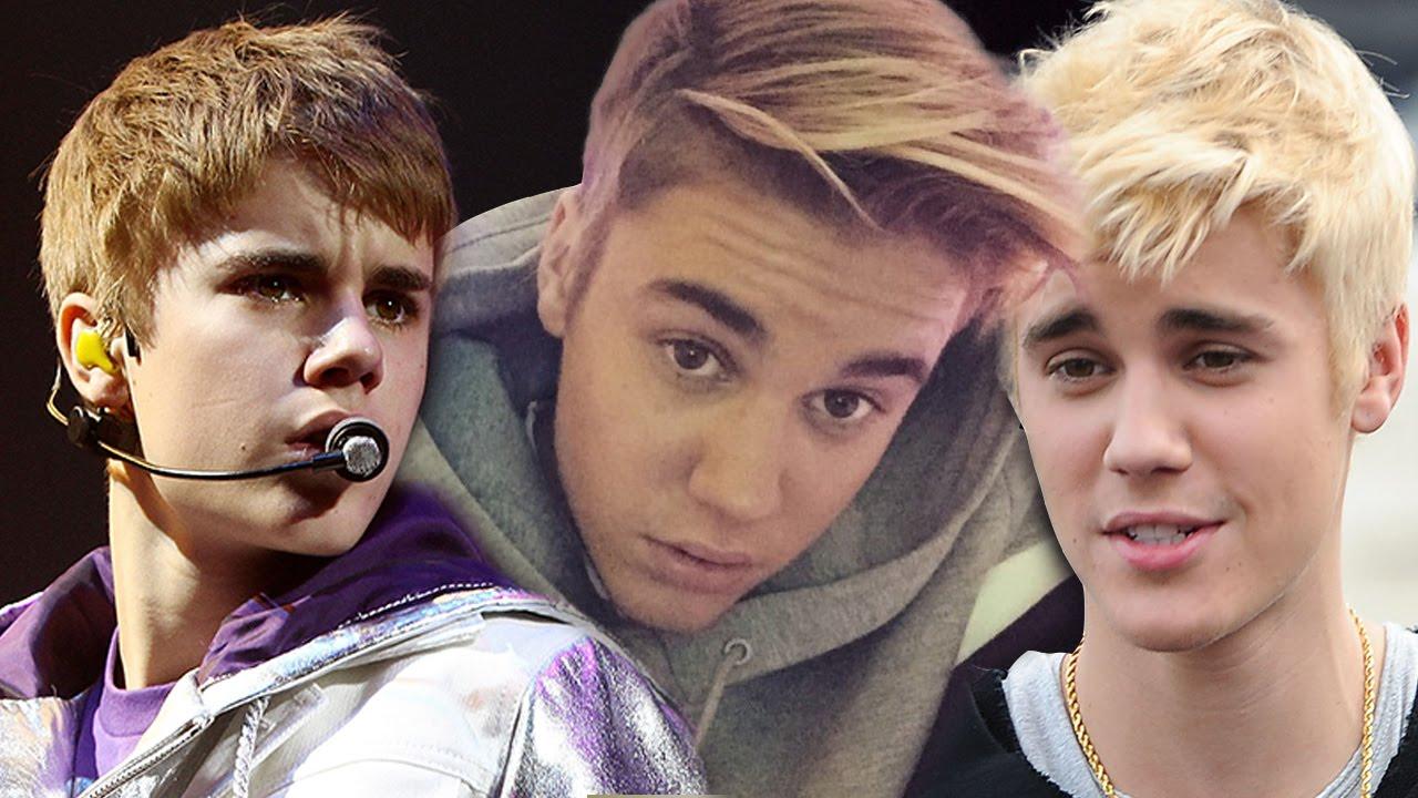 10 Justin Bieber Hair Styles