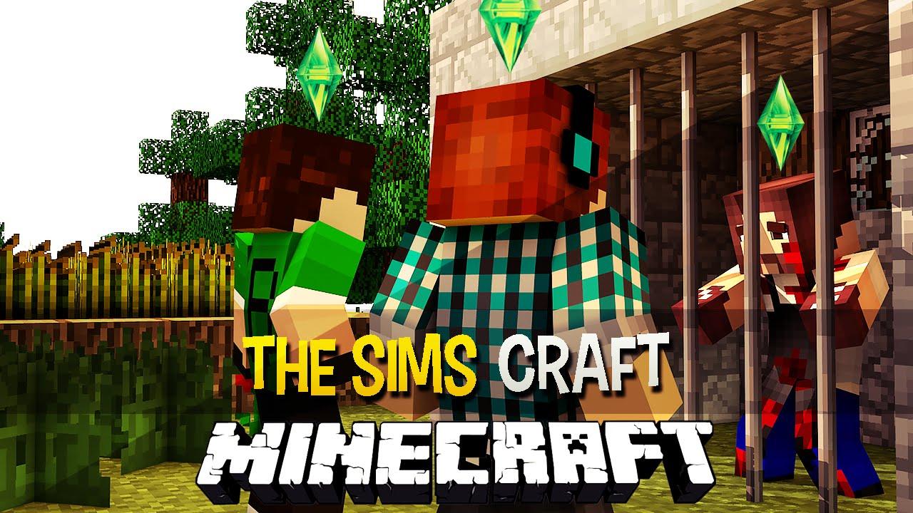 Les sims artisanat mod pour minecraft for Ou apparait la pelle dans artisanat minecraft