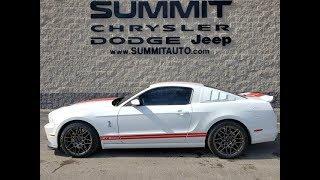Ford Shelby Cobra GT500 Red Stripe Videos