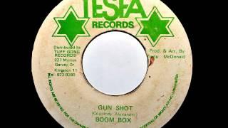 Boom Box - Gun Shot