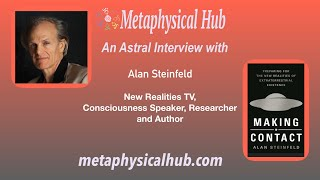 An Astral Interview  with Alan Steinfeld 2021