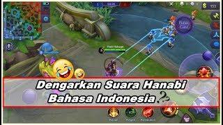 Suara Hero HANABI Ada Bahasa Indonesianya Juga Dengarkan Baik Baik (Sudah Pasti Klik Baik ? )