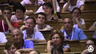 CDR Convegno-Pellegrinaggio 2014: Intervento iniziale, Mons. Marco Frisina