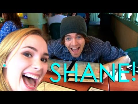 Hanging with SHANE!