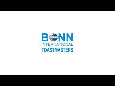 Bonn International Toastmasters - BIT -Interview with our Members