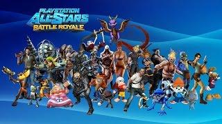 «Звезды PlayStation: Битва сильнейших» - Трейлер (PS3)