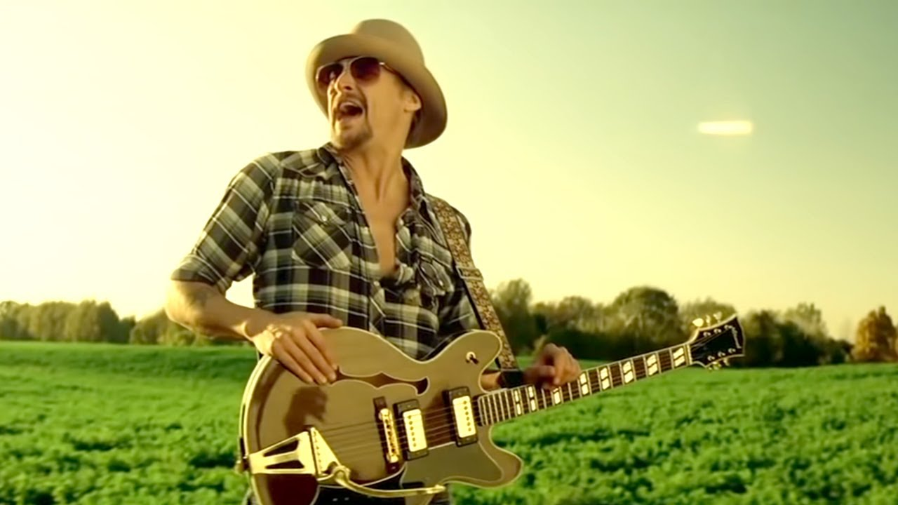 Kid Rock - Born Free [Official Music Video]