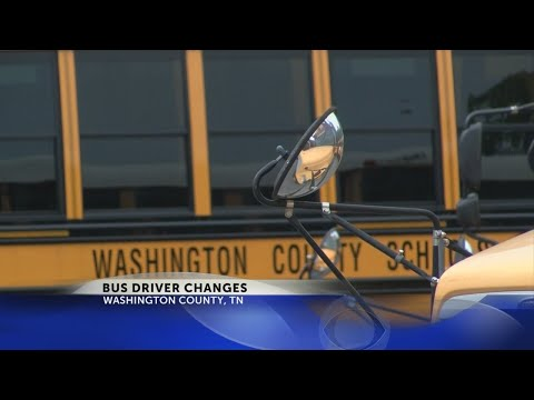 Washington County, Tennessee Schools making changes to Transportation Department